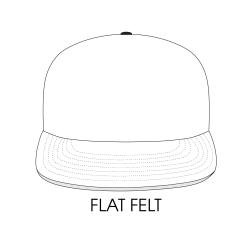 flat felt