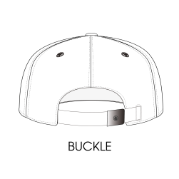 Hat buckle